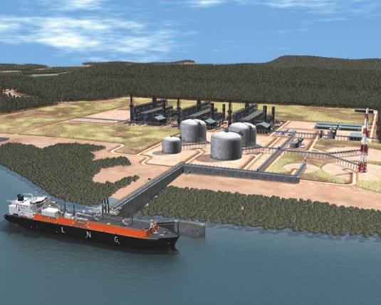 Gladstone LNG